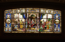 Stained Glass, House Chamber