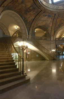 Capitol First Floor