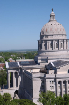 Capitol from Jefferson Building Roof