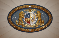 State Seal, Oval