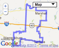 District 051 Map