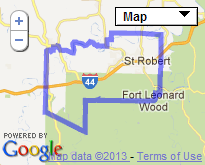 District 122 Map