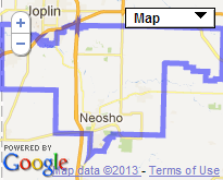 District 160 Map