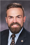 Image of Rep. Nick Schroer (R)